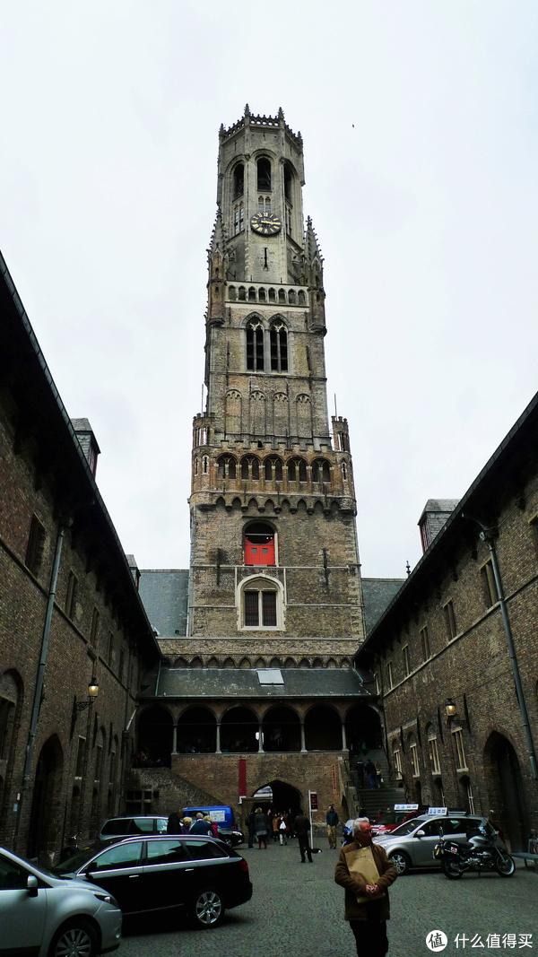 布鲁日著名的钟楼