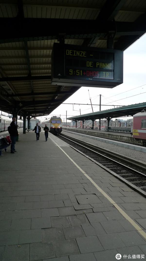 根特火车站