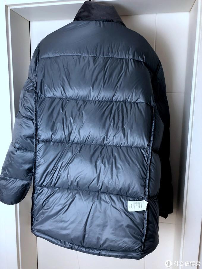 买件新羽绒服过年—BLACK ICE 黑冰 F8905 男款连帽羽绒服 开箱简评
