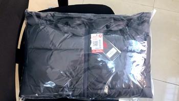 黑冰 F8905 男款连帽羽绒服使用总结(做工|设计)