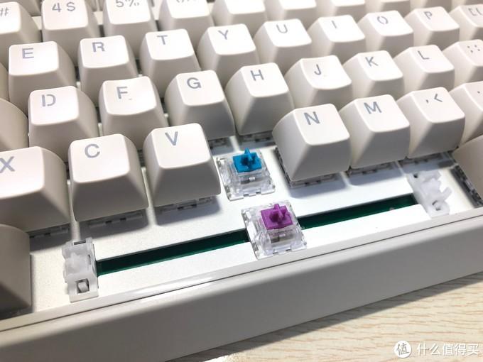 AJAZZ AK510——当复古键盘也开始玩RGB