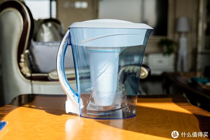 一个需要让消费者重新认识TDS指标的净水壶,Zerowater家用直饮滤水壶测评