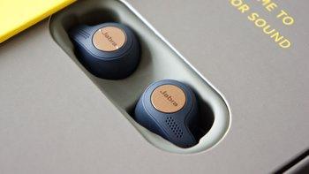 捷波朗 Elite Active 65t 蓝牙耳机购买理由(配色 蓝牙 佩戴 音质)