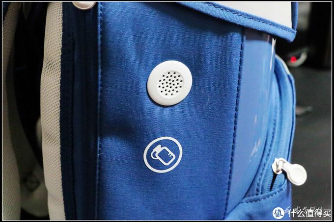 水壶专用侧兜还有一个透气孔,是可以放一些水果防止闷坏吗?