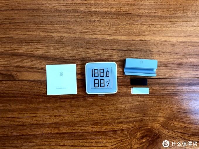 墨水屏无惧角度—秒秒测 电子墨水屏 家用温湿度计 开箱简评