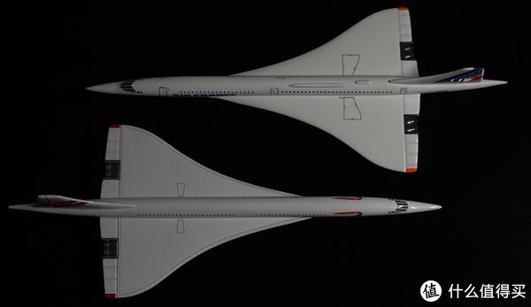 毕竟又快速又力量又优雅又科技:1/400协和模型
