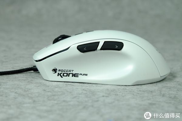 百元精品,冰豹ROCCAT 魔幻豹 Kone Pure 游戏鼠标