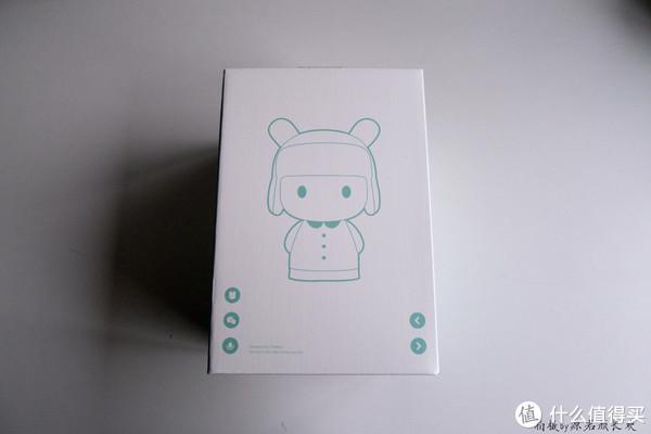 盒子正面,可爱的米兔