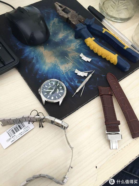 日本代购CB0011-69L开箱!第一块光动能电波手表!
