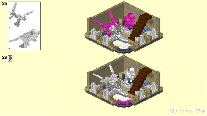 大桥变高楼:乐高创意百变高手系列 10214 伦敦塔桥 双模式分享