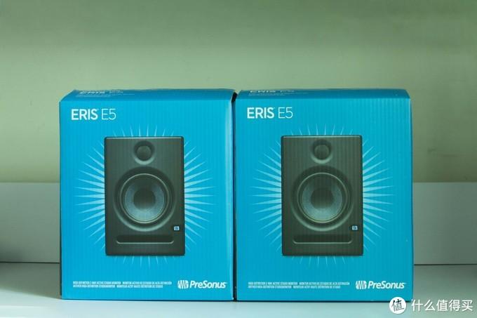 Eris E5包装箱正面