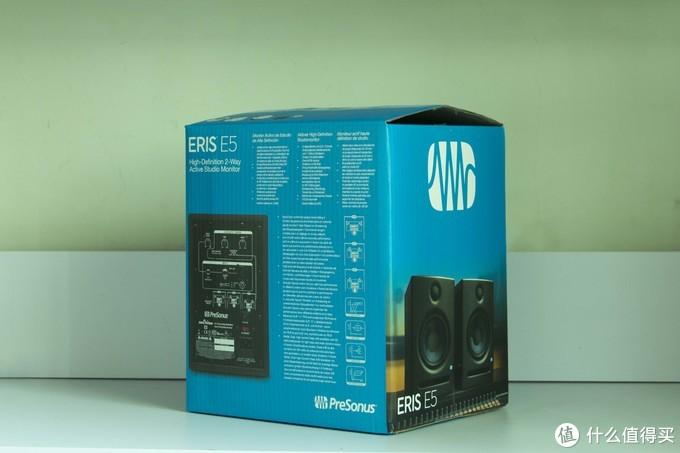 Eris E5包装箱侧面