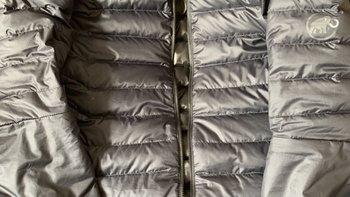 猛犸象 男士三合一保暖硬壳冲锋衣使用总结(标志|重量)