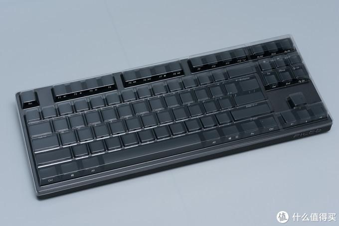 常换常新,FILCO 87 双模黑轴机械键盘开箱