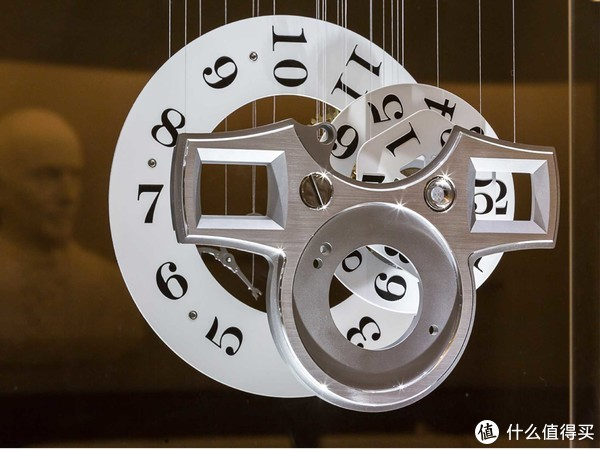 ZEITWERK腕表系列的设计特色:时间桥