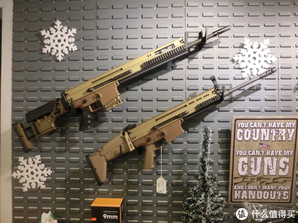 店员说这把枪4w刀!