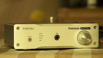 节奏坦克 幻想曲DAII Plus 音频解码一体机使用总结(声音 高频 中频 低频)