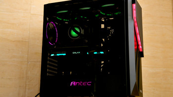 钛克 ATX电脑机箱购买理由(侧透|尺寸)