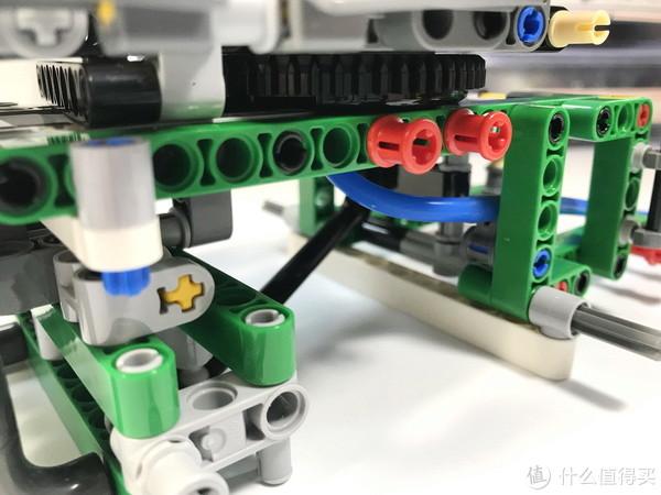 LEGO 乐高 拼拼乐 篇203: 税补来的2018年科技气动套装 42080 多功能林业机械