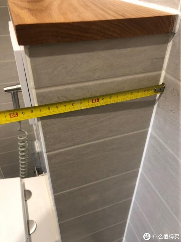老房铸铁下水管道改造安装吉博力壁挂马桶