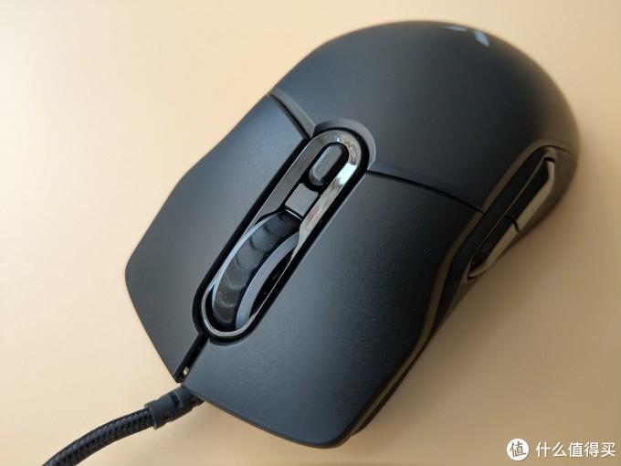 雷柏VT200  国产RGB电竞游戏鼠标评测