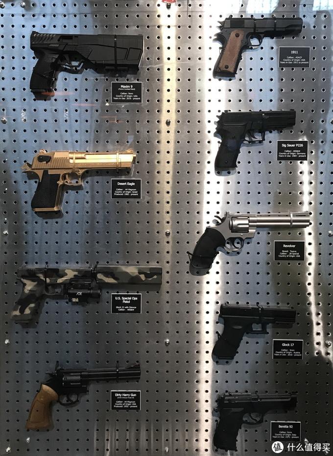 这几把中,Glock 才是我的最爱。1911让我怀念当年的黄河250