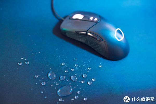 桌面改造:鼠标垫也要RGB来加持——酷冷至尊MP750开箱