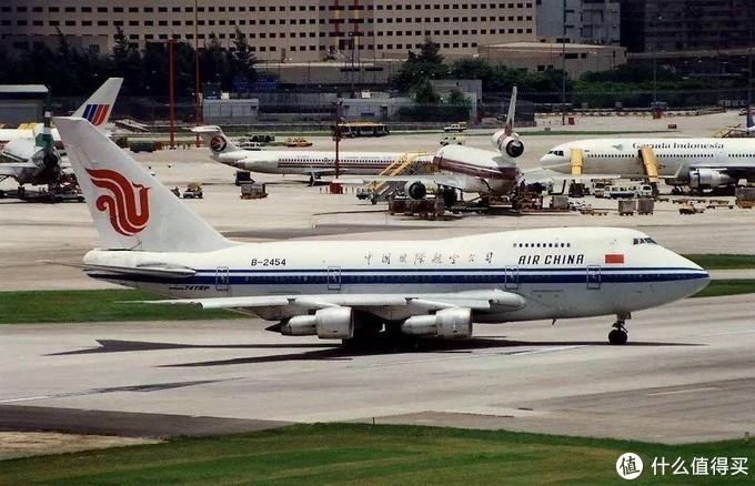 国航时期的B-2454号