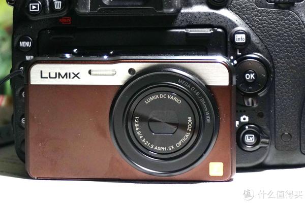 松下XS3数码相机