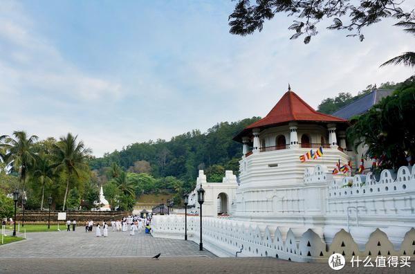 Kandy 佛牙寺