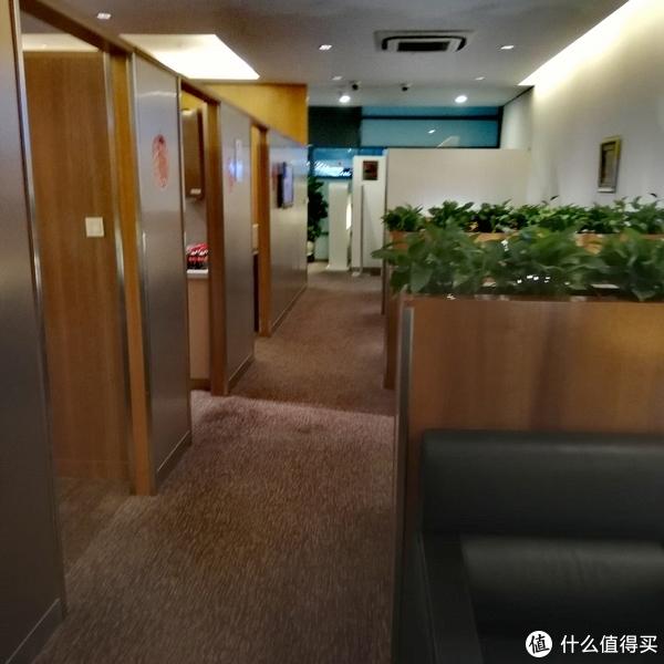 这个休息室不值得—虹桥T2交行休息室体验