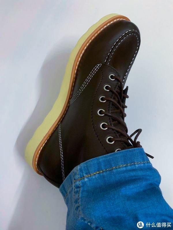 非主流品牌靴子是否值得买?---京造高帮马丁靴