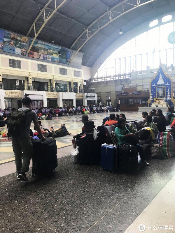 华南蓬火车站(Hua Lamphong)