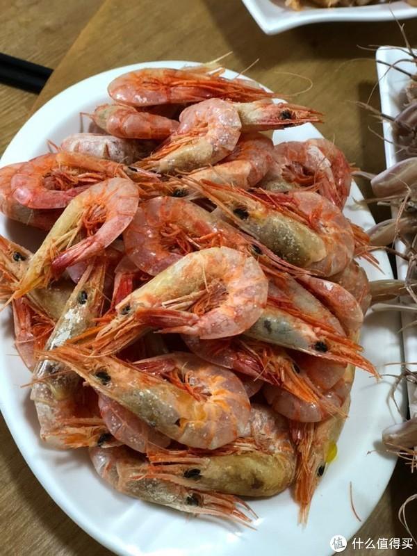 差不多3斤新鲜的能做1斤干虾
