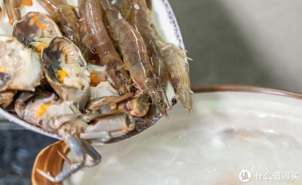过年大鱼大肉吃腻了吗?来个砂锅海鲜粥