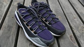 Reebok DMX Run 10跑鞋细节展示(中底|鞋面|鞋头|鞋带|后跟)