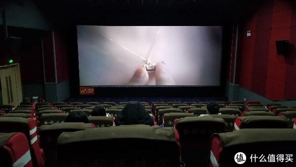 终于电影院没那么多人啦