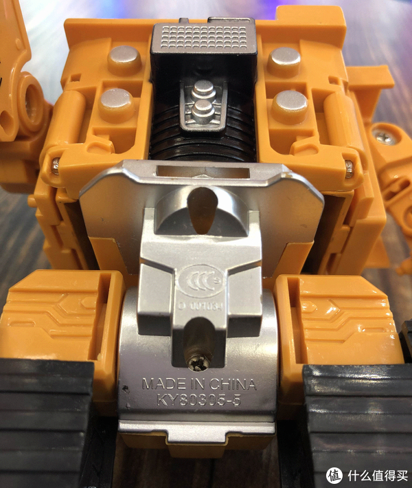 合金变形工程车爆裂铁臂号 开箱