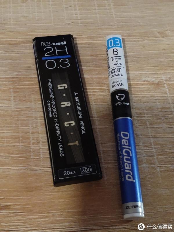 一眸之下的精致:Pentel派通 GraphGear1000系列金属自动铅笔