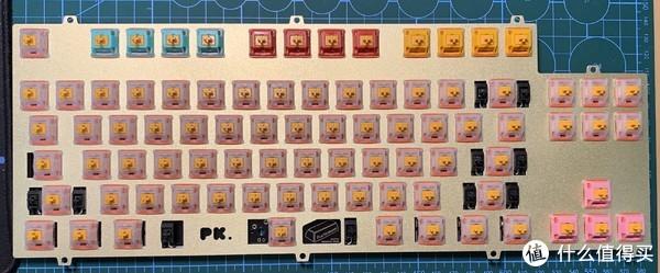 小白玩键盘之新年礼物——DOPPIO优联87客制化机械键盘