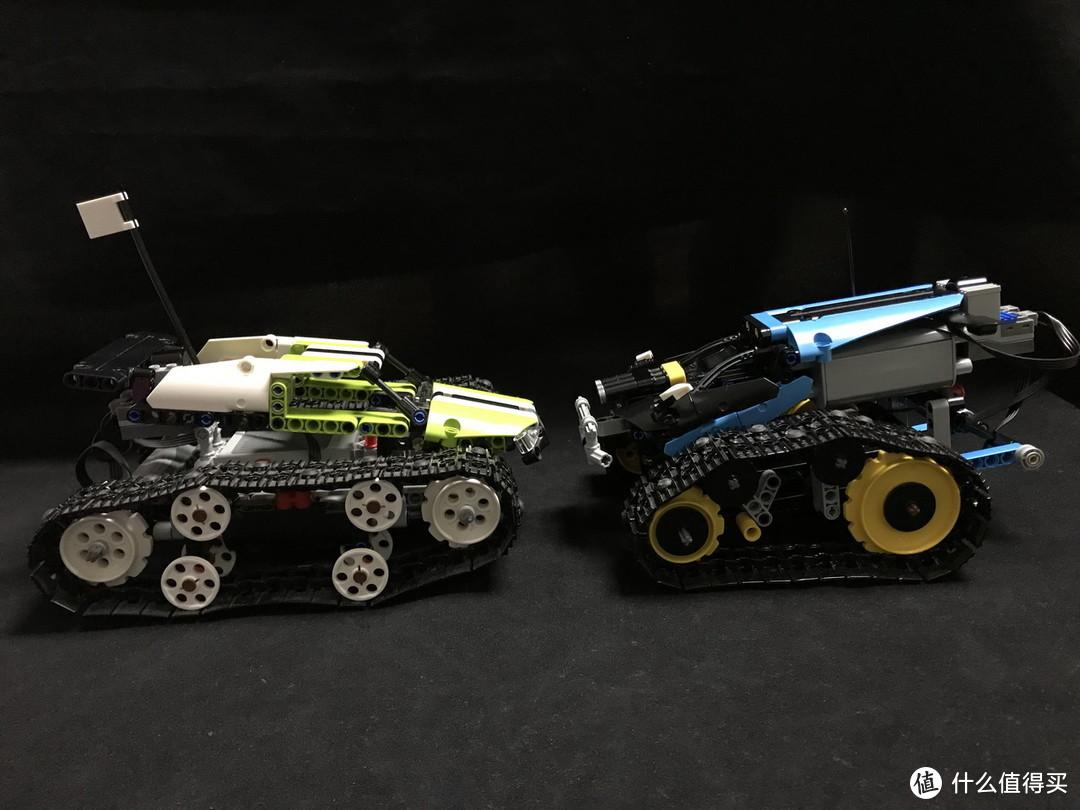 LEGO 乐高 拼拼乐 篇217:2019年科技系列 42095 遥控特技赛车