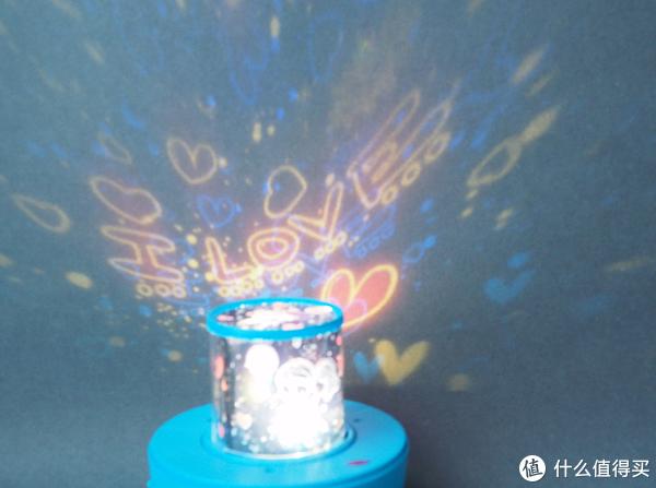 6种浪漫和梦幻空间全都给你—情人节礼物星空投影灯