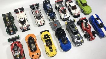 乐高 超级赛车 75881 之 2016款 福特Ford GT 跑车购买原因(车身|引擎)
