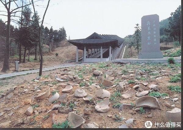 龙窑原址也做了一系列的保护(网络图)