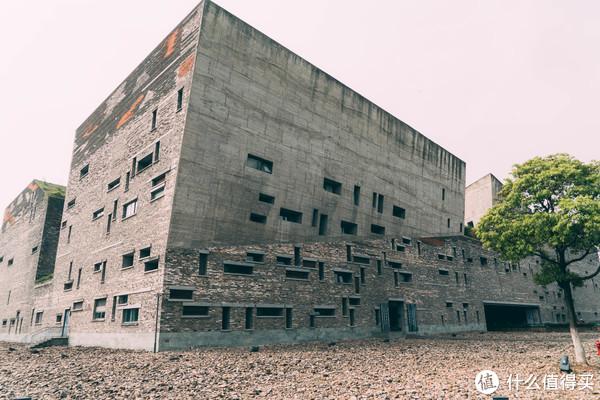 宁波博物馆的科幻造型