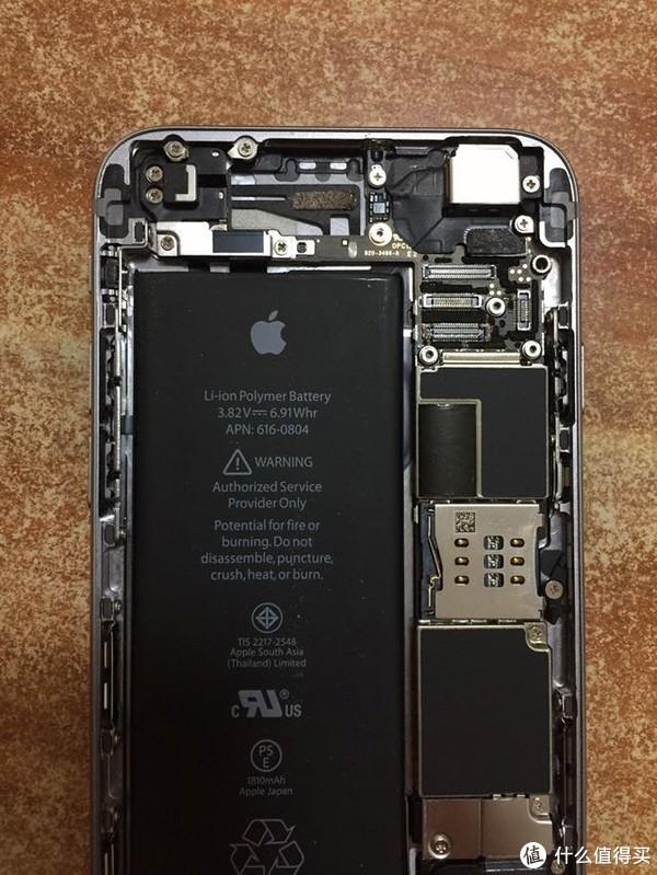 苹果6 GPS/BT/Wifi问题官方不修,自力更生维修成功案例