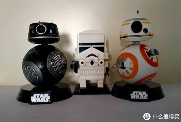 星战里的两个球,盘它——BB-8 VS BB-9E