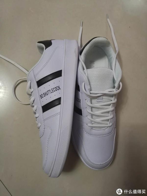 博毽大白毽鞋