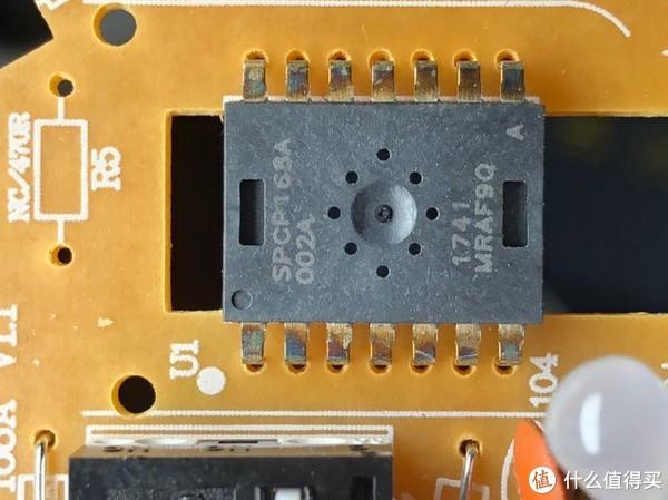 凌阳SPCP168A 入门级方案 网络查询到支持1000dpi到1600dpi两档切换
