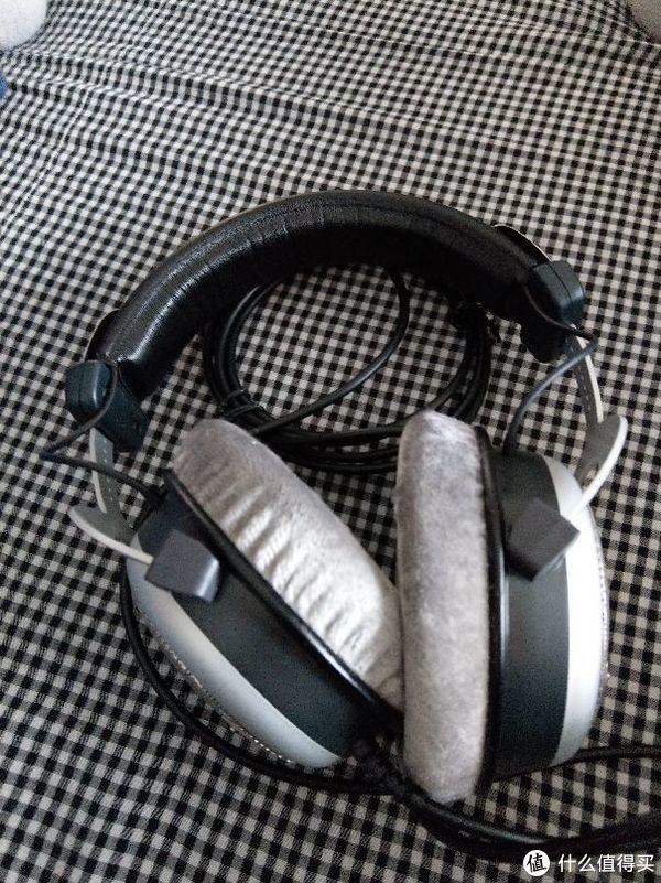拜亚动力dt880耳机